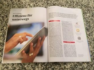 Apps für Manager sind im Trend. Es gibt sie zwar teilweise schon länger, aber mit den neuen Gerätegenerationen werden Tablets und Smartphones immer öfter zum Ersatz des Notebooks. Und das erfordert dann gute Apps für den professionellen Einsatz. Im Artikel stellt Markus Burgdorf einige gute Lösungen vor.
