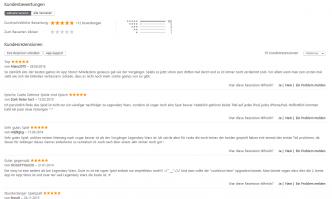 App-Bewertungen sind für Herausgeber und App-Nutzer wichtig. Die Herausgeber erhalten ein Feedback zu ihrem Produkt, die Nutzer wertvolle Hinweise auf die Qualität der App.